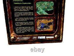 Fallout 1 I Pc Big Box Très Rare Édition Collector Version Polonaise