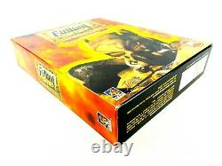 Fallout Tactics Pc Big Box Très Rare Édition Collector Pl