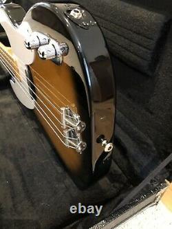 Fender Precision Bass 51 Reissue Fabriqué Au Japon Sunburst Très Rare Version 90