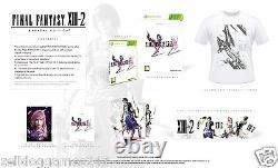 Final Fantasy Xiii-2 Collector's Crystal Edition (xbox 360) Nouveau Sealed Very Rare