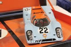 Fly Equipe 03 Porsche 917k Limited Edition Set Nouveau 1/32 Voitures Slot Tres Rare