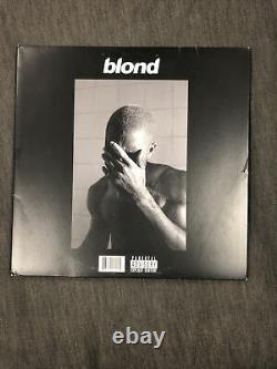 Frank Ocean Blonde Black Friday Edition Vinyle 2xlp Très Rare Blond