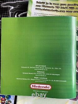 Gameboy Advance Pokemon Emerald Version Boxed In Box Uk Complete Very Good Rare