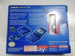 Gameboy Advance Sp Kyogre Édition Ags-001 Très Rare Au Japon