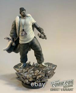 Ghostface Killah X Concrete Jungle Collector Statue Variante Très Rare! 39/100