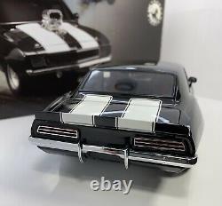 Gmp 1/18 Échelle 1969 Chevy Camaro Hole Version De L'écoletrès Très Rare