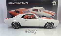 Gmp 1/18 Échelle 1969 Chevy Camaro Toms Garage Street-fighter Edition Très Rare
