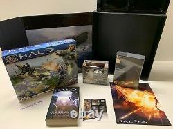 Halo 4 Limited Edition Spéciale Xbox 360 Nuovo Ita Très Rare Nouveau Pal
