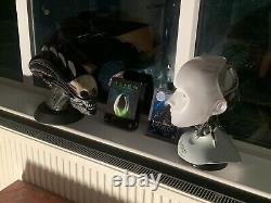 Irobot Et Alien DVD Set Realistic Busts. Chefs D'édition Limitée Très Rare