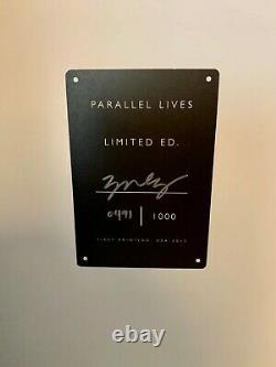James Jean Parallel Lives Livre-signé-limited Edition-very Rare