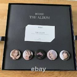 Kpop Blackpink Officiel The Album Vinyl Very Limited Version Rare New And Sealed