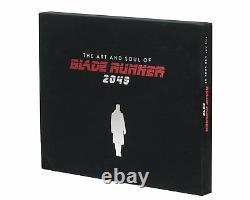L'art Et L'âme De Blade Runner 2049 Visual Art Book Deluxe Edition Lithographie