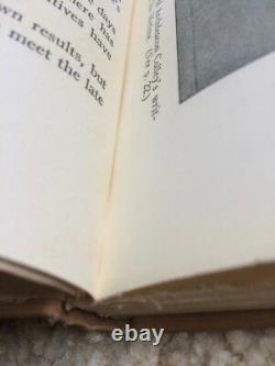 Le Cas De La Photographie D'esprit Par Arthur Conan Doyle, Première Édition, Très Rare