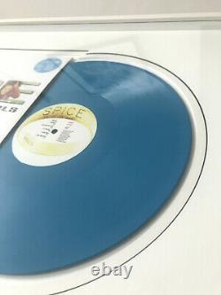 Les Filles De L'épice Unicef Nr. Edition Vinyle Bleu Très Rare (un Des 50 Exemplaires)