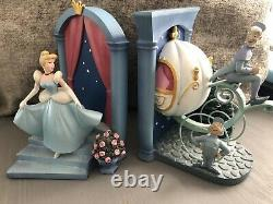 Livrets/figurines Walt Disney Cendrillon. Édition Limitée. Très Rare