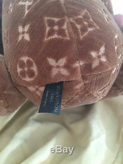 Louis Vuitton Ours Doudou Limited Edition Très Rare Neuf Dans La Boîte