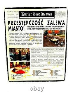 Mafia 1 I City Of Lost Heaven Pc Big Box Très Rare Edition Collector Pl