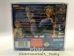 Marvel Vs Capcom 2 Sega Dreamcast Nouvelle Version De Palette Scellée Très Rare