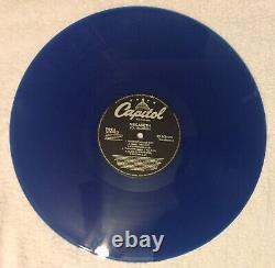 Megadeth Very Rare Blue Vinyl Youthanasia Limited Edition Lp Uk 1994 Metallica