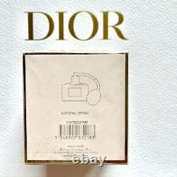 Miss Dior Cherie Gold Luxury Edition ML 50 Eau De Parfum Atomiseur D'ampoule Très Rare