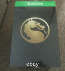 Mortal Kombat 11 Kollectors Edition Xbox One 1 Neuf Et Scellé Très Rare