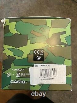 New Gorillaz X Casio G-shock (ga2000gz-3a) Montre Édition Limitée Very Rare