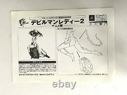 Newline Devilman Lady II Anime Version 1/6 Statue En Résine Go Nagai Très Rare