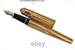 Nouveau Cartier Diabolo India Inspiration Special Edition Fountain Pen