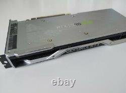 Nvidia Geforce Rtx 2080 Super Fondateurs Edition Graphisme Carte Très Rare