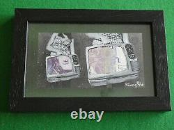Penny- Uk Street Stencil Artist-tv$ From The Edition Of 10-very Early And Rare