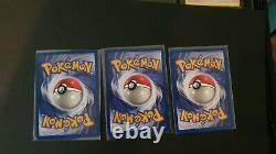 Pokemon 1ère Édition Jungle Set Complet 100% 64/64 Très Rare All Mint