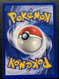 Pokemon 1ère Édition Shadowless Base Set Charmeleon 24/102 Very Nr Mint Psa