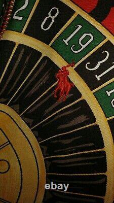 Polo Ralph Lauren Edition Limitée Jacket De Casino Taille Petit 1 Sur 300 Très Rare