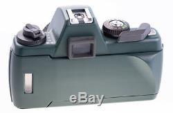 Praktica Bx20s Grüne Version Sn 4176851 Mit Pentacon Einlage Très Rare 280 Stk