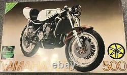 Protar 19 Échelle Yamaha 500 Très Rare 1e Édition No 154 Nouveau 1970s Modèle Hobby