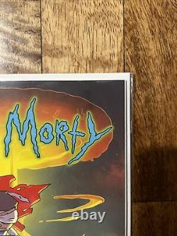 Rick And Morty Bd #1 Books-a-million Exclusive Variante Première Impression Very Rare