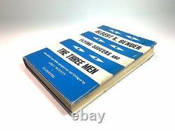 Saleflying Soucoupes Et Les Trois Menalbert Bender1962premier Éditionvery Rare