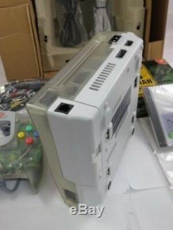 Sega Dreamcast Seaman Effacer Limited Edition 500ex. Japon Très Rare Près De Menthe