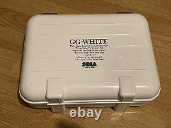 Sega Game Gear White Edition Complete Très Rare, Collectors