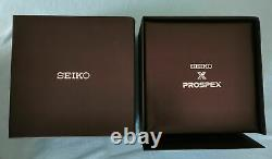 Seiko Zimbe Prospex Tuna Srpa47j1 Edition Limitée Très Rare 214 De 1286 Japon