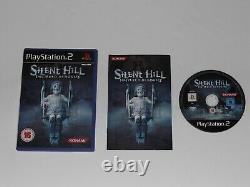 Silent Hill Mémoires Partagés Pour La Playstation 2'very Rare Version Uk