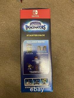 Skylanders Imaginators Nintendo Switch Starter Seeled Uk Version Very Rare