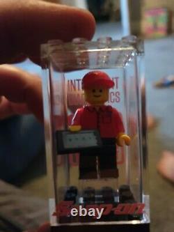 Snap On Diagnostic Lego Figure Très Rare! Édition Limitée