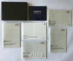 Sony Playstation 4 20th Anniversary Limited Edition Ps4 Console 500 Go Très Rare