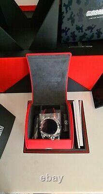 Tag Heuer Connecté Super Mario Limited Edition Watch Très Rare Seulement 2000 Made
