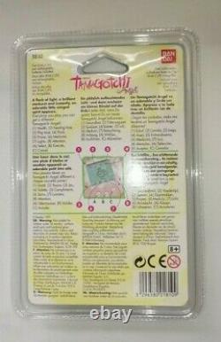 Tamagotchi Angel Pink Version 1997 Bandai Très Rare Brand New & Sealed