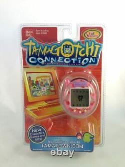 Tamagotchi Version 3 Rose Avec Cerises Nouveau Dans Le Paquet Très Rare
