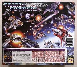 Transformers G1 Decepticon Limited Edition Ce Astrotrain Misb! Aux Etats-unis Très Rare