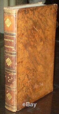 Tres Rare, 1791, 1ère Édition, Chypre Par Rend, Syrie, & Palestine, Mariti