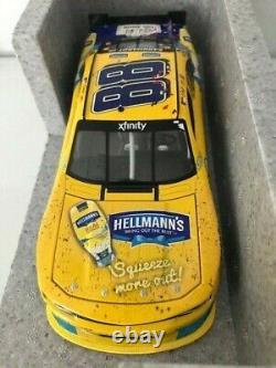 Très Rare 2016 #88 Dale Earnhardt Jr Richmond Win Raced Version Hellmann's